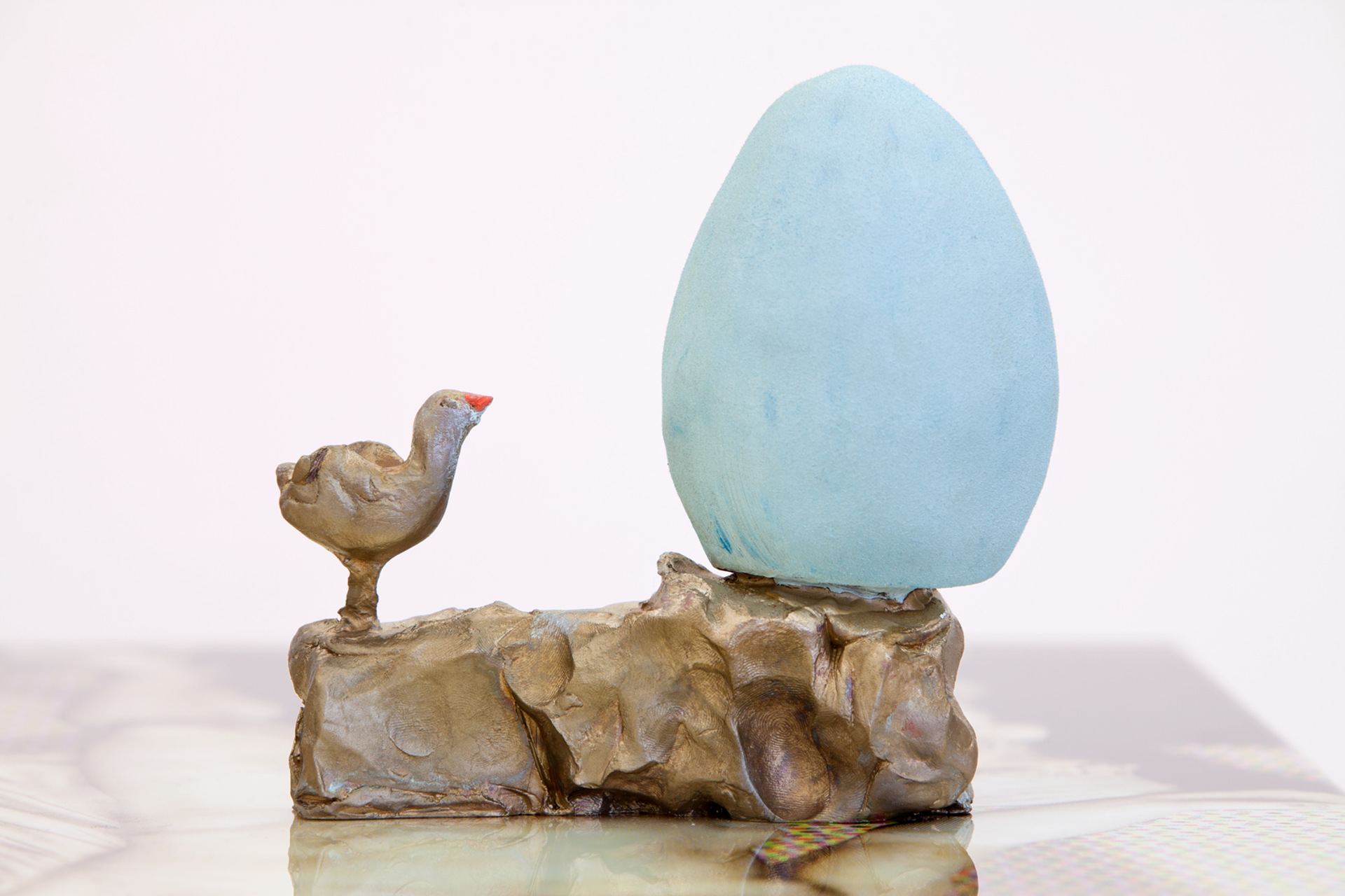 Small Bird, Big Egg
