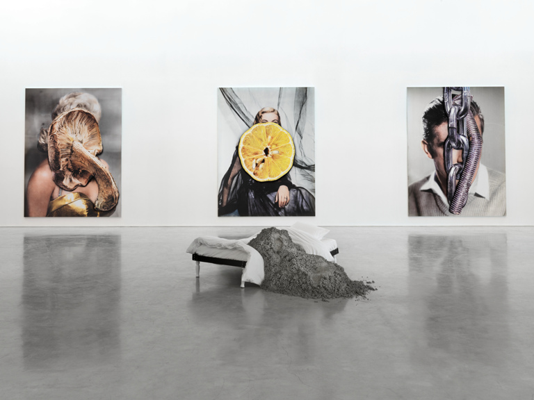 Kratz; Problem Painting 2012