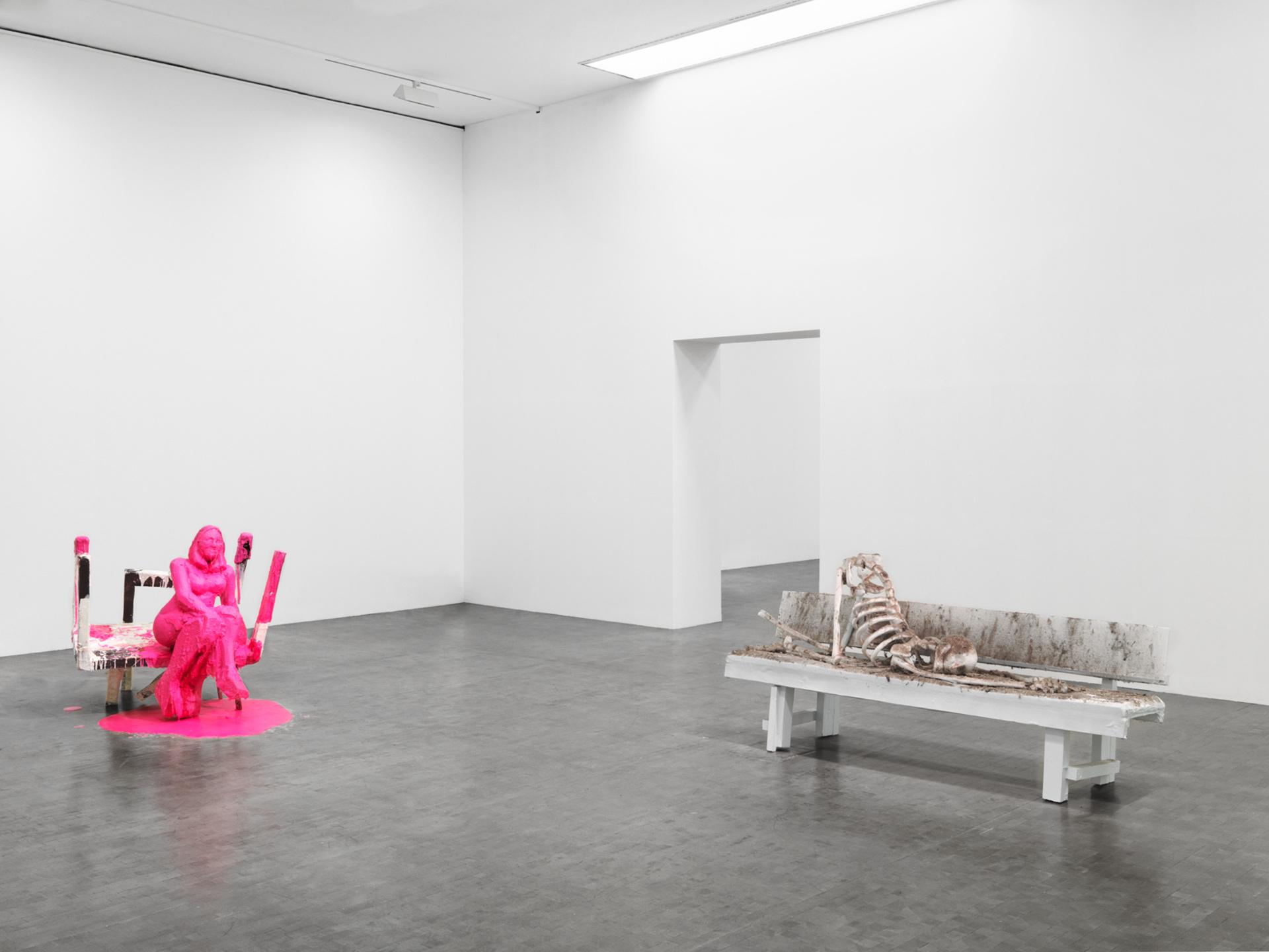 Untitled (Pink Lady); Skinny Sunrise