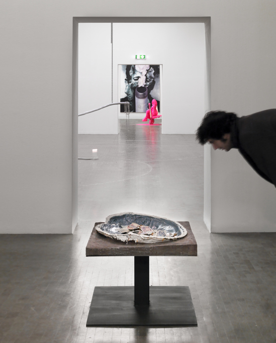 Money Bowl; Untitled (Branches); Untitled (Pink Lady); Chemical Wedding 2012