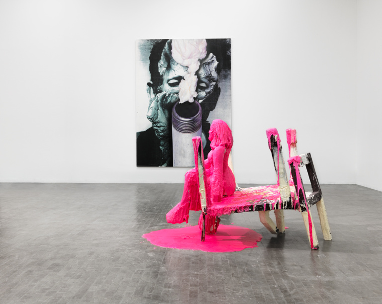 Untitled (Pink Lady; Chemical Wedding 2012