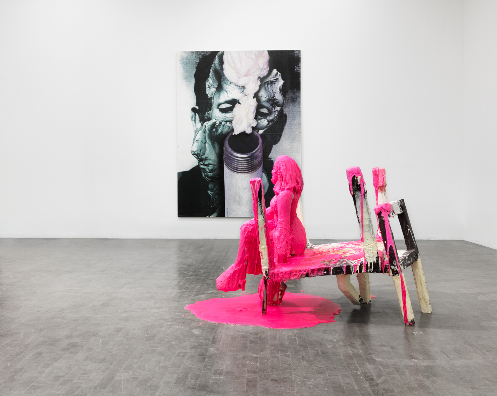Untitled (Pink Lady; Chemical Wedding
