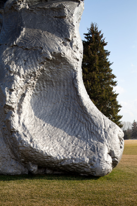 Untitled (Big Clay #3) 2008-2011
