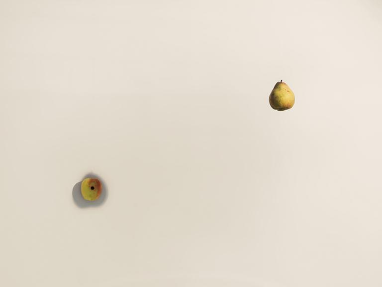 Untitled (Pear / Apple) 2012