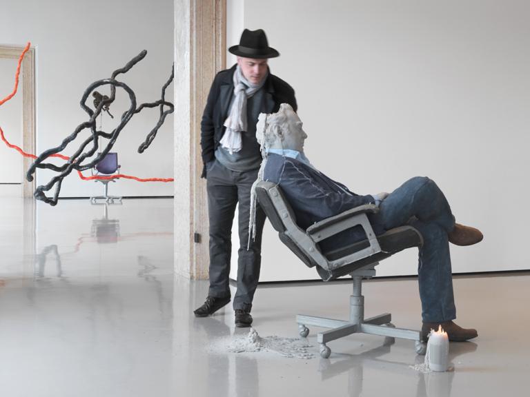 Untitled; Cioran Handrail; Spinoza Rhapsody; A Thing Called Gearbox; 2012