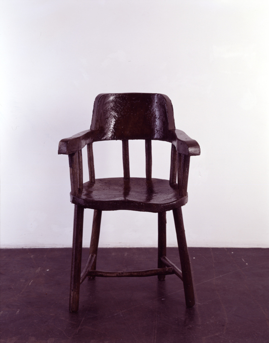 Untitled (Chair for Ugo) 2003
