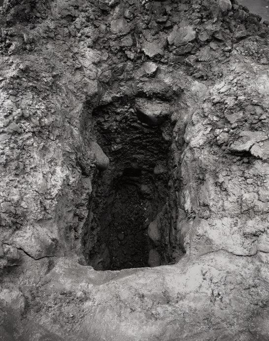 Untitled (Hole) 2007