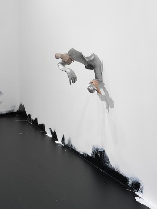The Grass Munchers; Untitled (Floor Piece) 2013