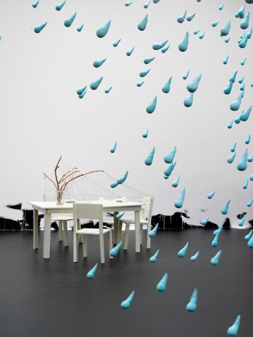 Frozen; Horses Dream of Horses; Untitled (Floor Piece) 2013