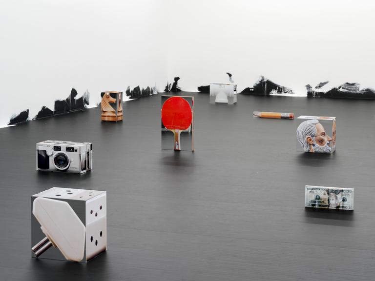 MARIE-LOUISE / RANDY; FRANÇOIS / RENÉ; KITTINGER / ZAWACKI / YUTZY; SMITH / JOHNSON / WILLIAM / JONES; CROOKER / CREAGH / CRANOR / CRANER; THEODOR / BERNICE / MAUREEN; ALTENBURGER / SCHNEIDER / WINKLER; Untitled (Floor Piece) 2013