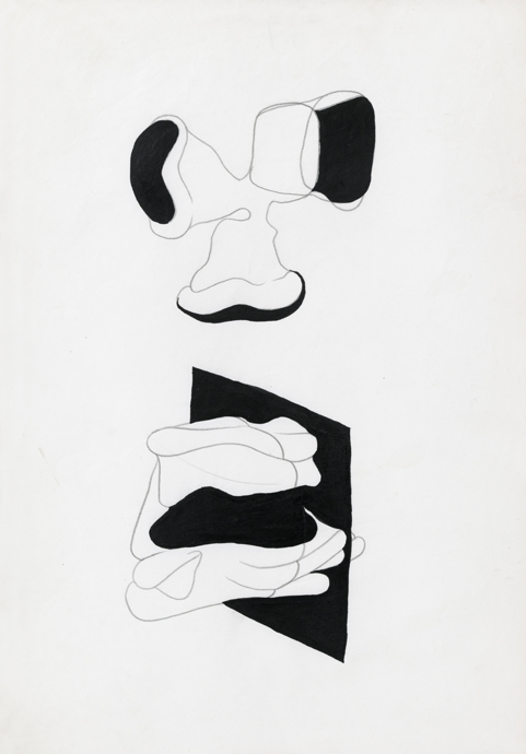 Untitled (Cut); Untitled (Cut) 1991