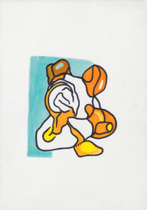 Untitled (Brood); Untitled (Brood); Untitled (Brood) 1993