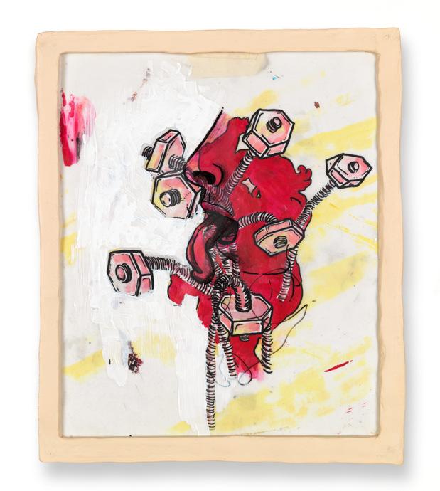 Untitled / Break Fast Head 2002