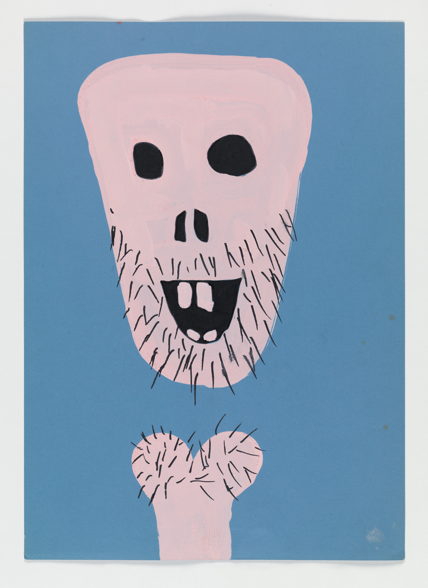 Untitled (Beard); Untitled (Cactus); Untitled (Mouths)