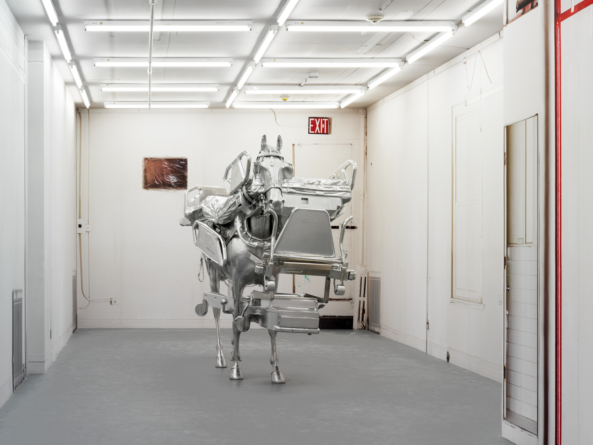 Horse/Bed; Josh Smith