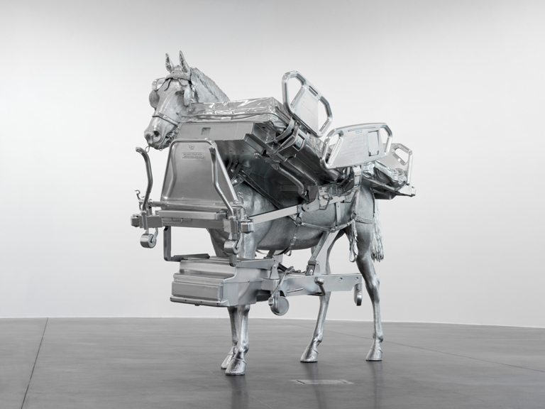 Horse/Bed 2013