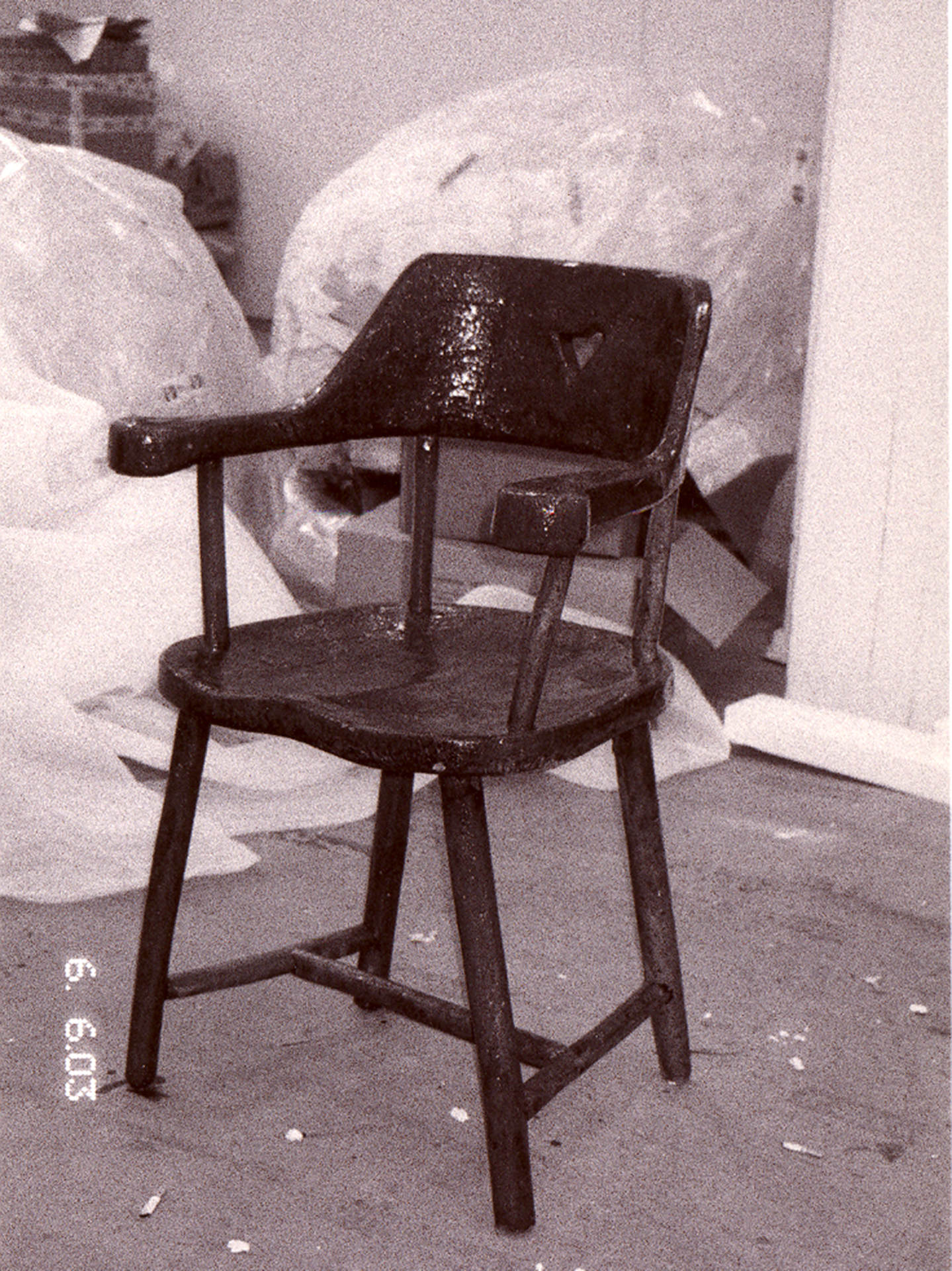 Untitled (Chair for Carmen)