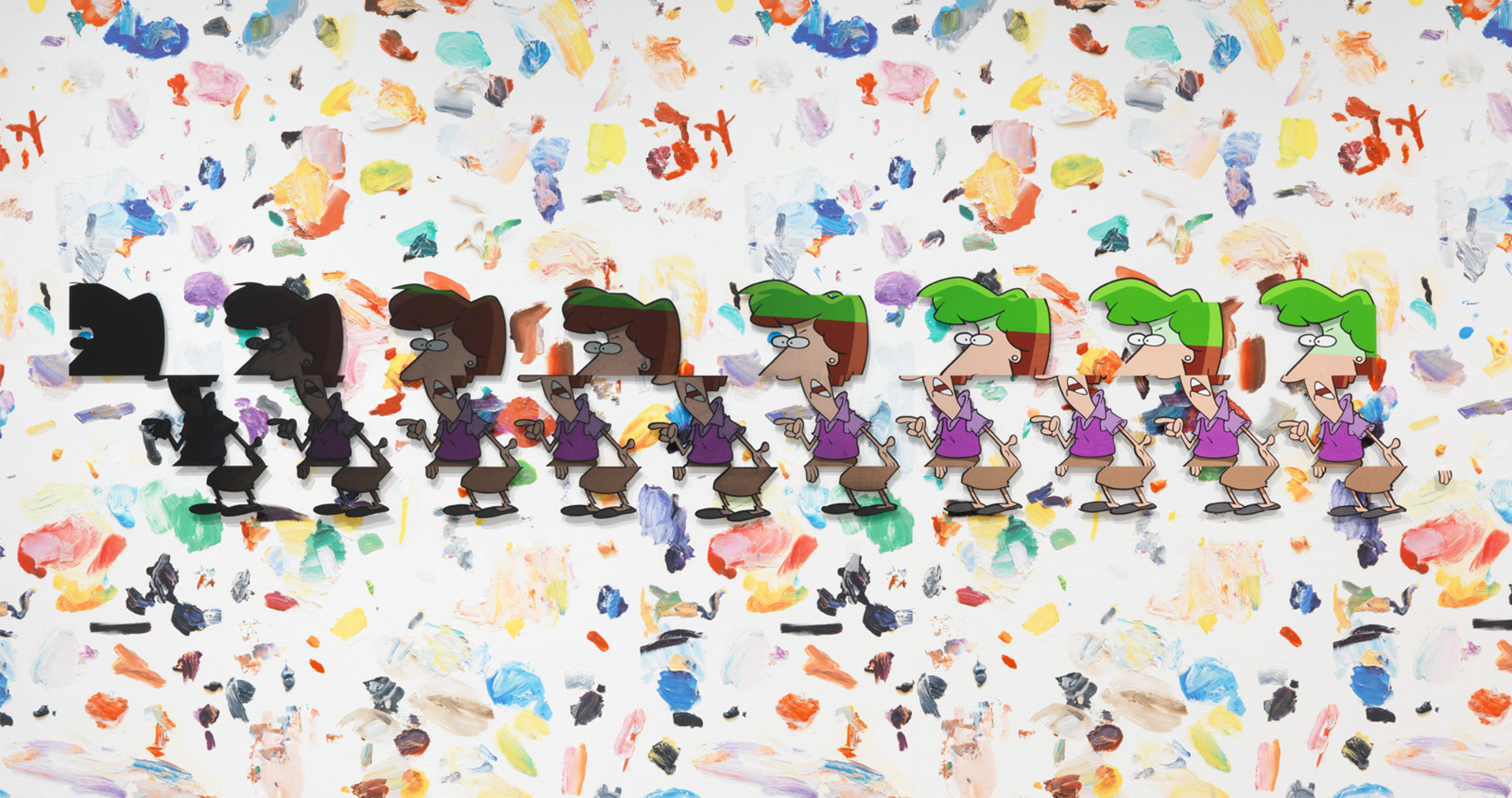 younoyou; Mixing Palette #2