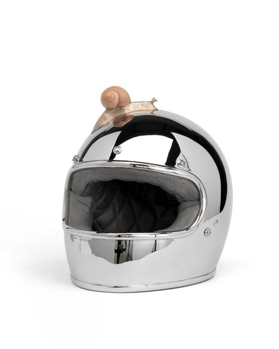 Snail Crossing Helmet 2016