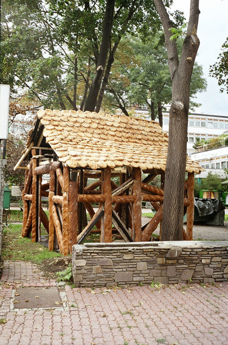 Untitled (Bread House) 2004