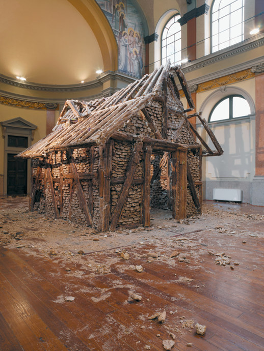 Untitled (Bread House) 2004-2005