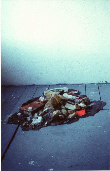 Untitled (Garbage Pile) 1995