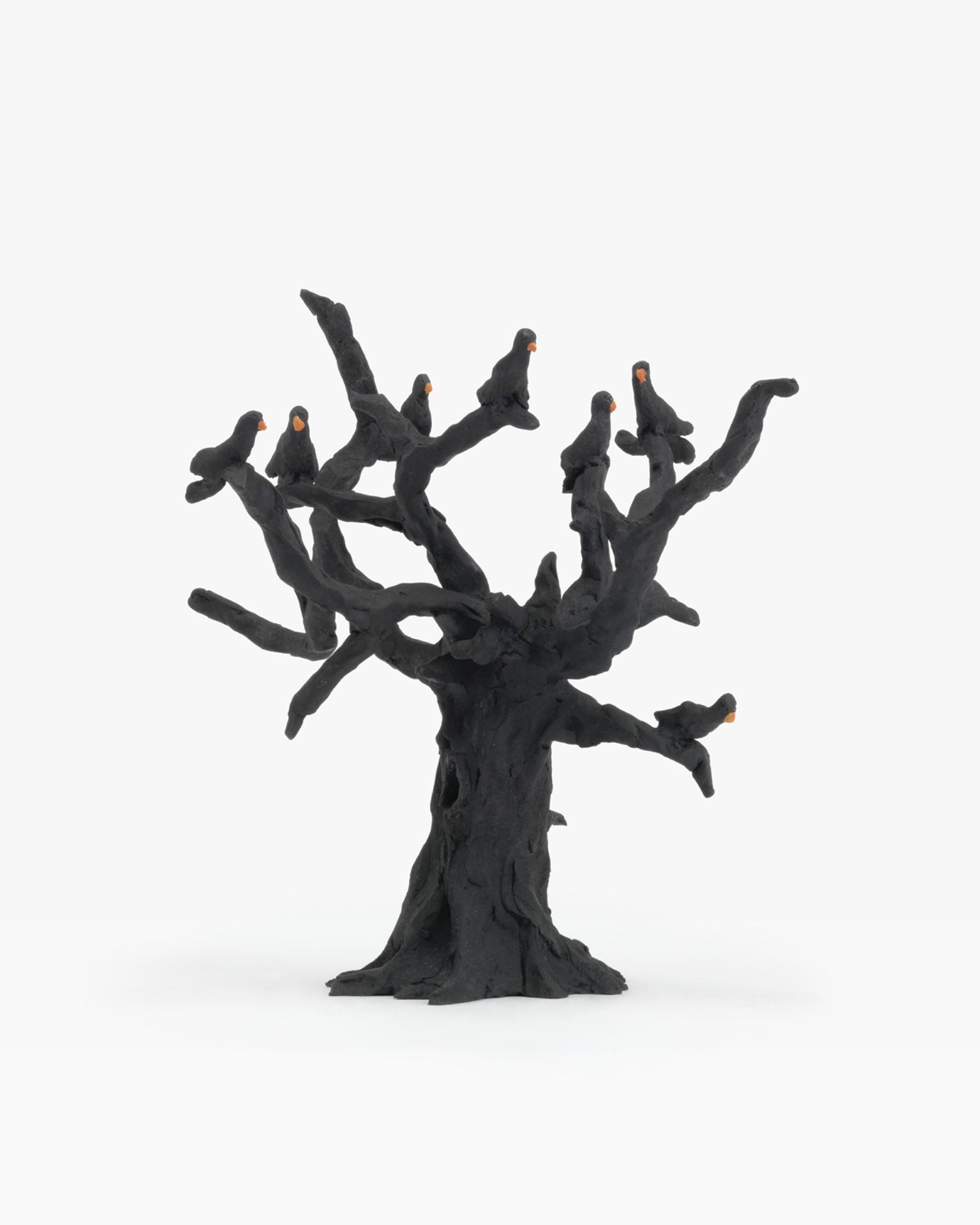 7 Birds in a Tree
