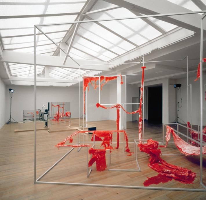 The Membrane (Half Full, Half Empty); Dr. Katzelberg (Zivilisationruine) 2000