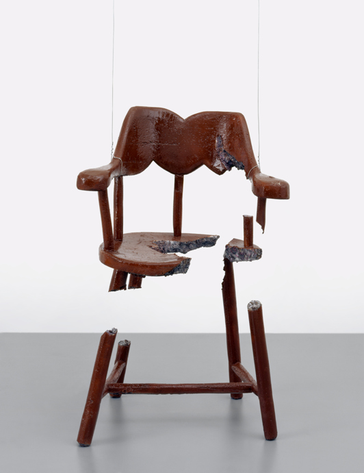 Chair for a Ghost: Thomas 2003