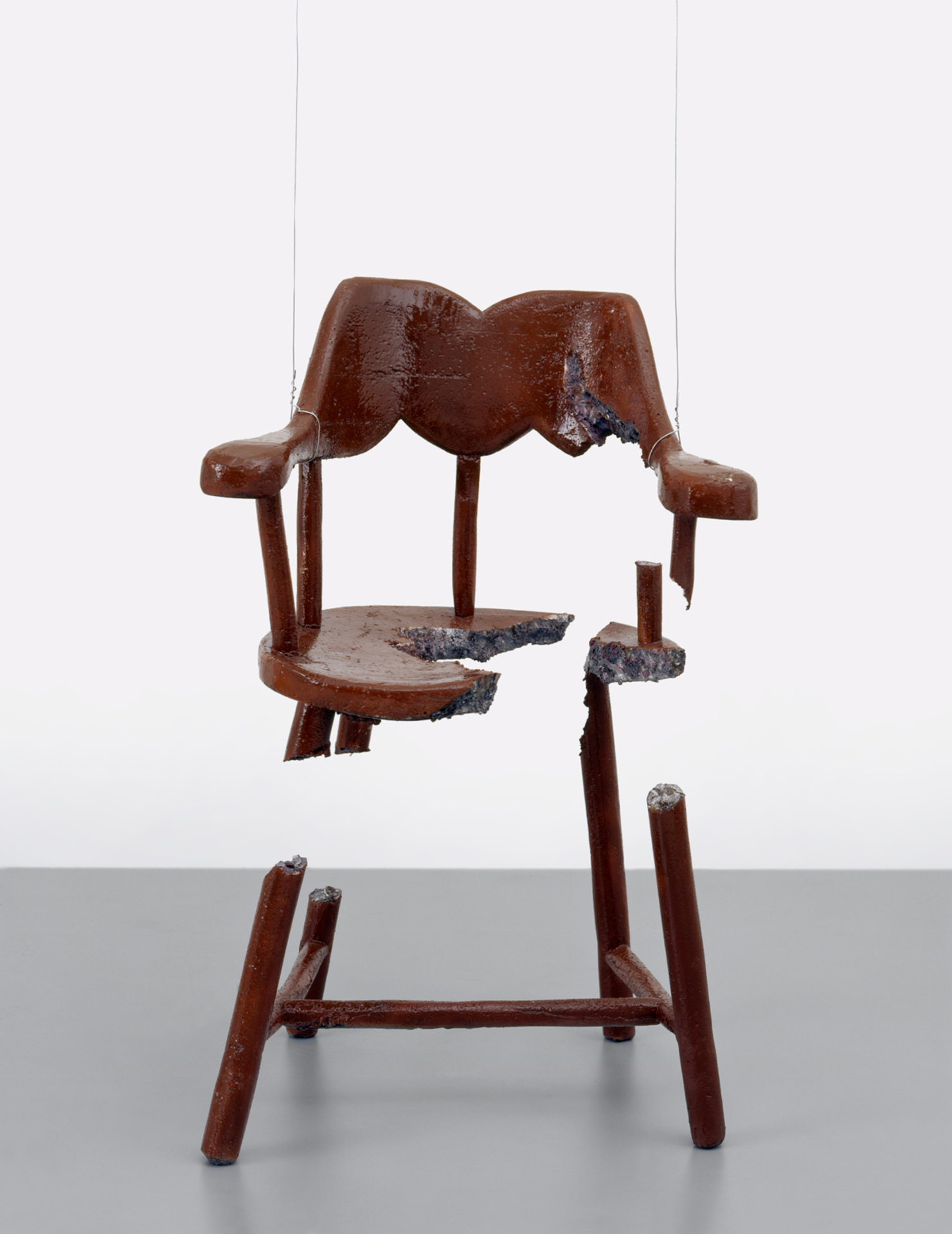 Chair for a Ghost: Thomas
