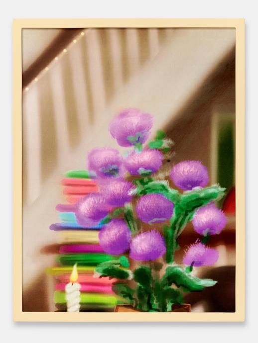 Purple Flowers 2018