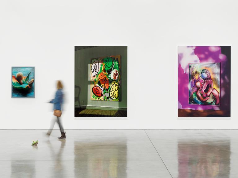 Well; Green Room; Purple; Broccoli 2019