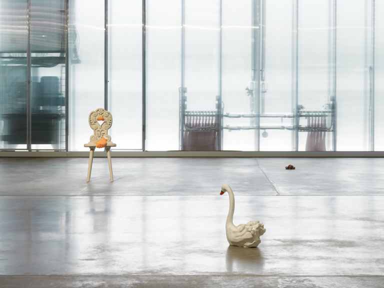 UF; White Swan; Drowned Nude 2016