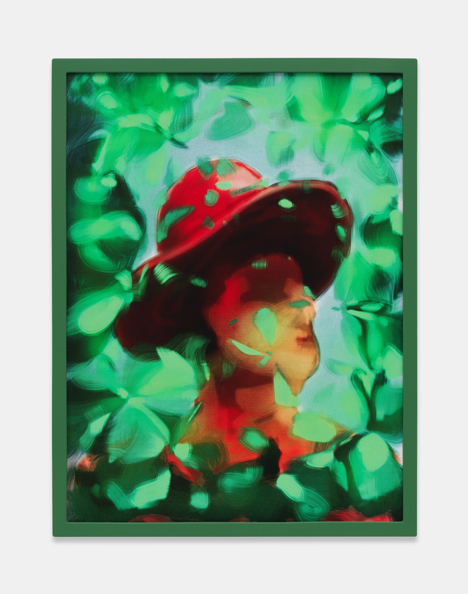 Red Hat, Green Leaves