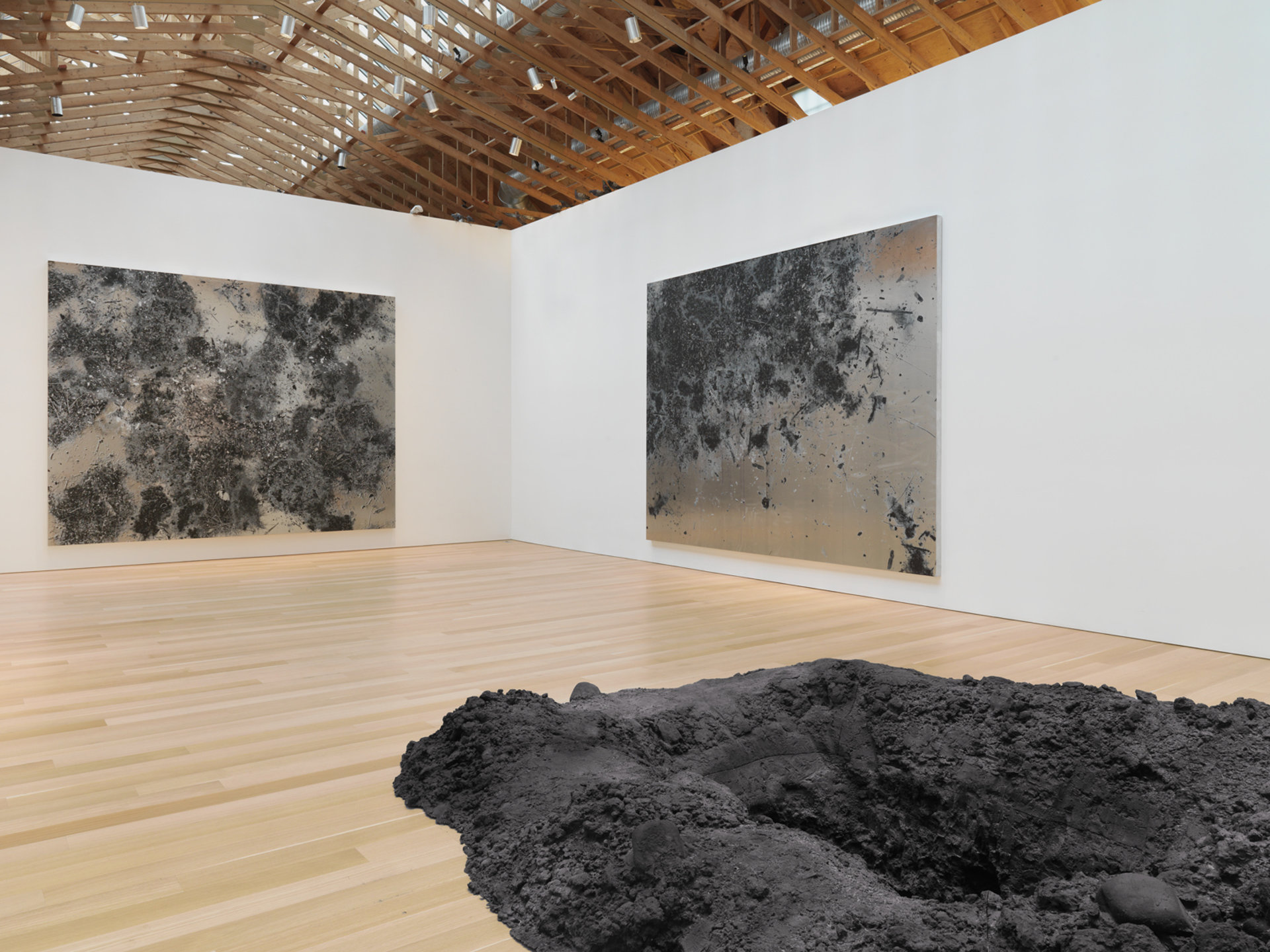 Untitled (Hole); Untitled