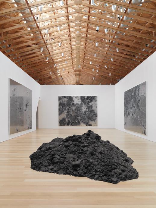 Untitled (Hole); Untitled 2010