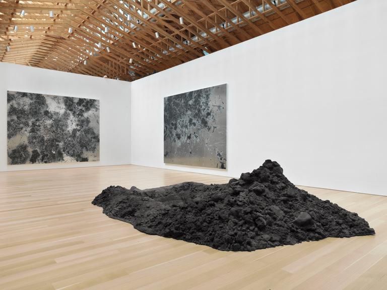Untitled; Untitled (Hole) 2010