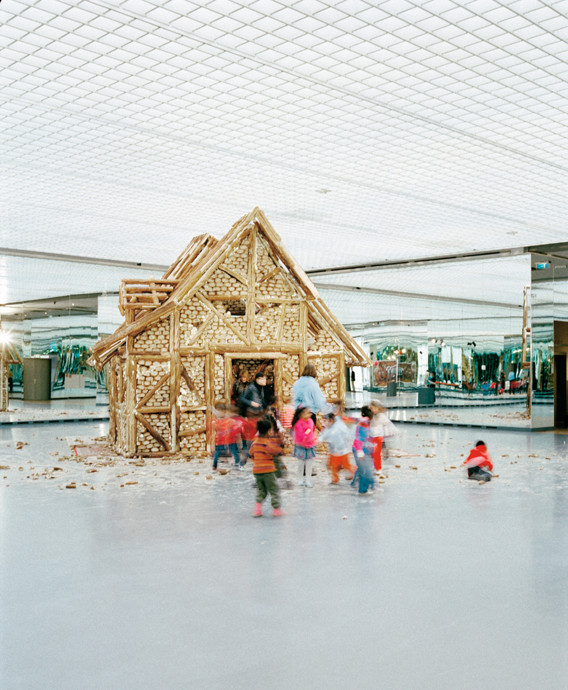 Untitled (Bread House) 2004-2006
