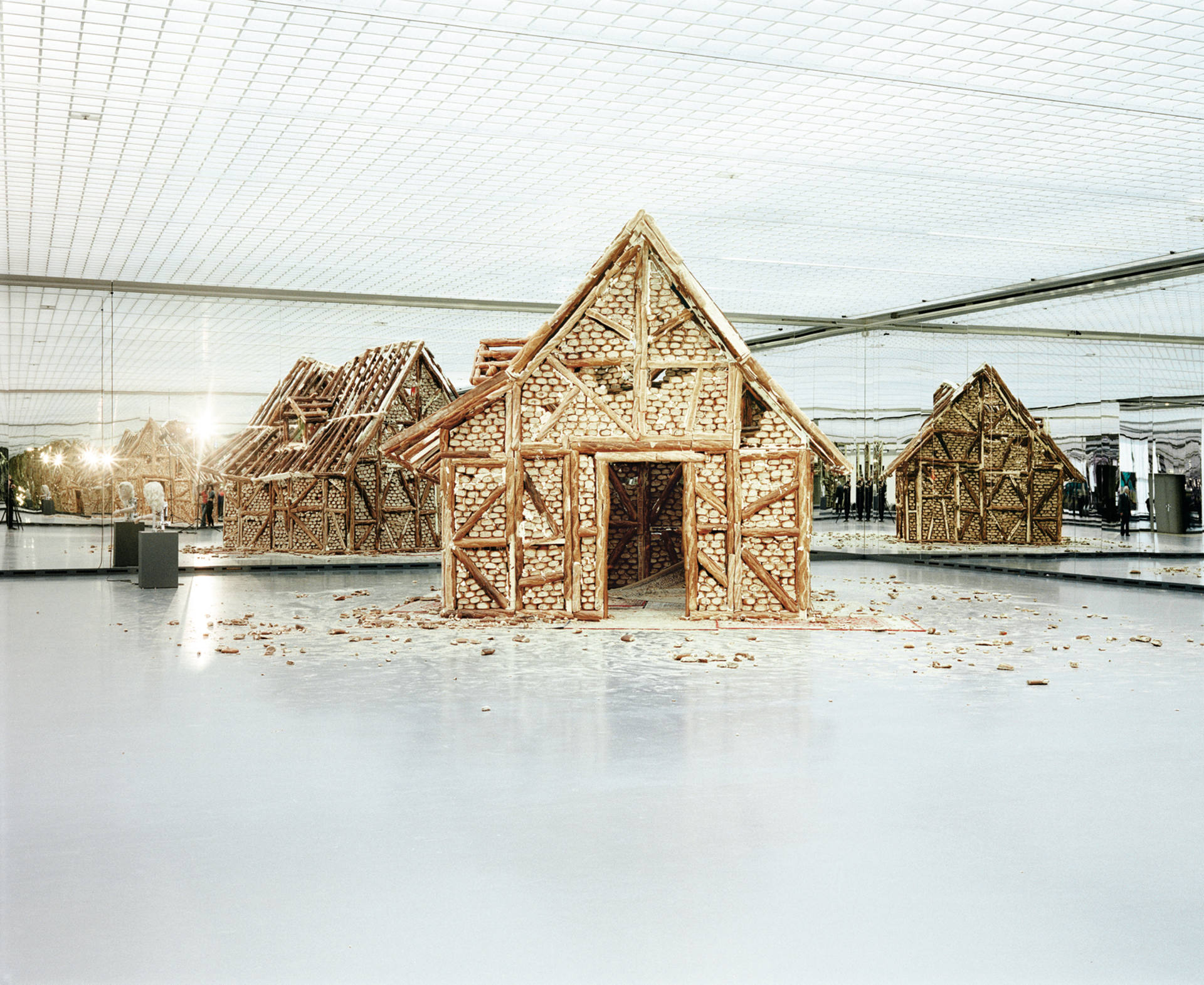 Untitled (Bread House)
