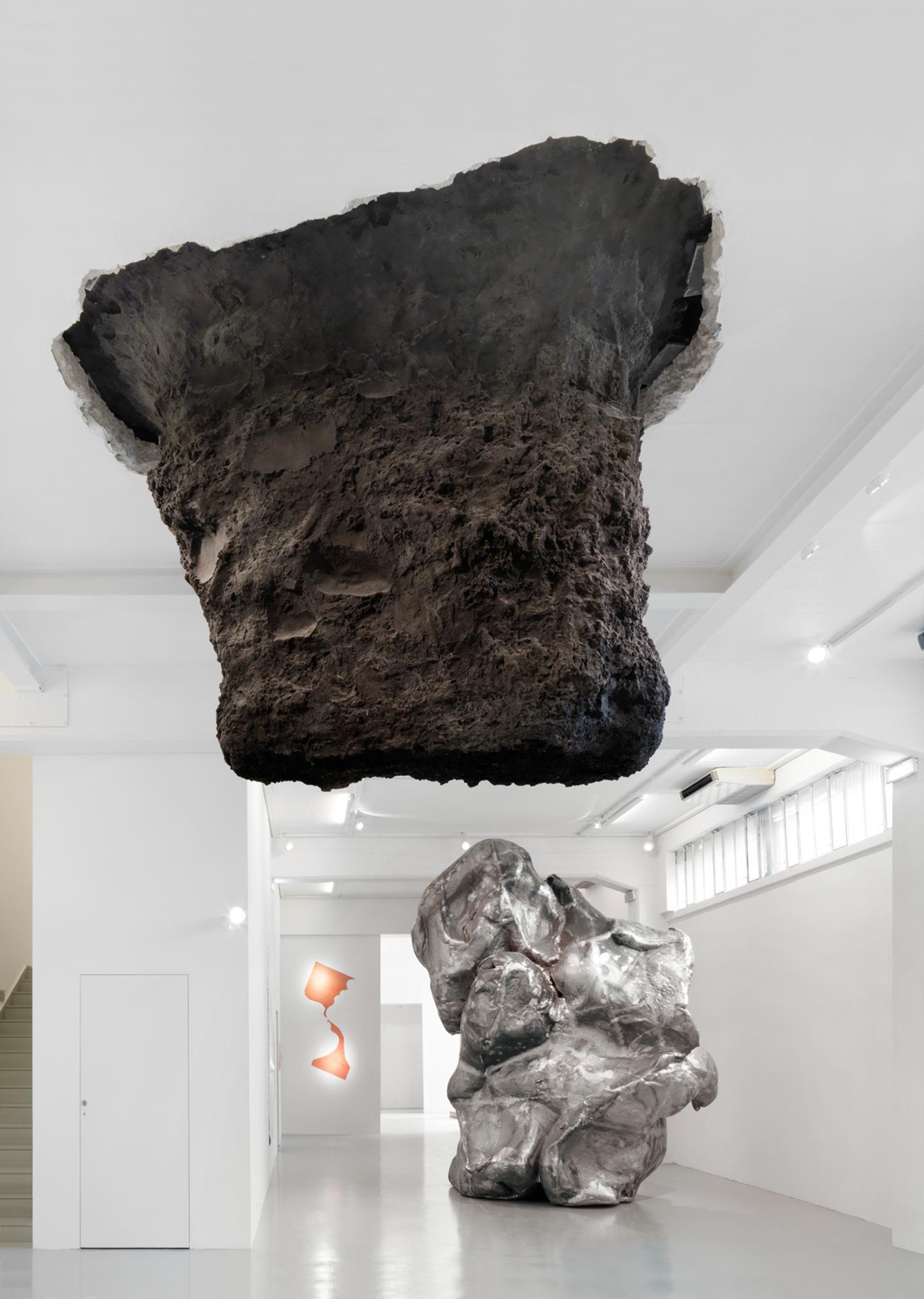 Untitled (Hole); Marguerite de Ponty
