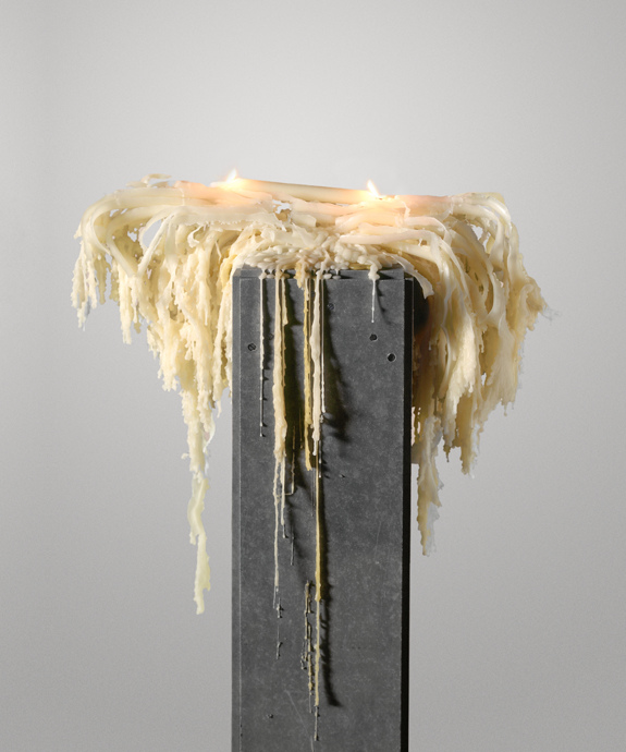 Untitled (Candle) 1999