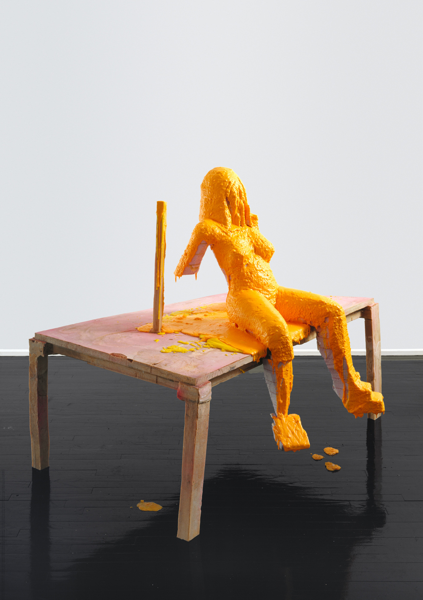 Untitled (Nude on a Table)