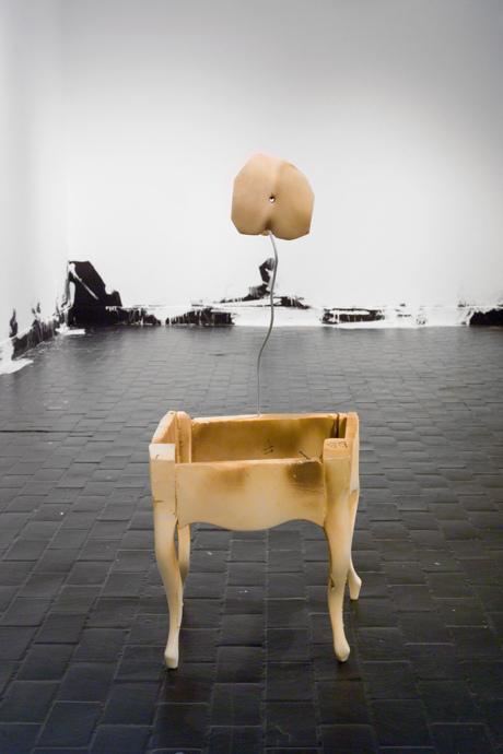 Untitled; Untitled (Floor Piece) 2006