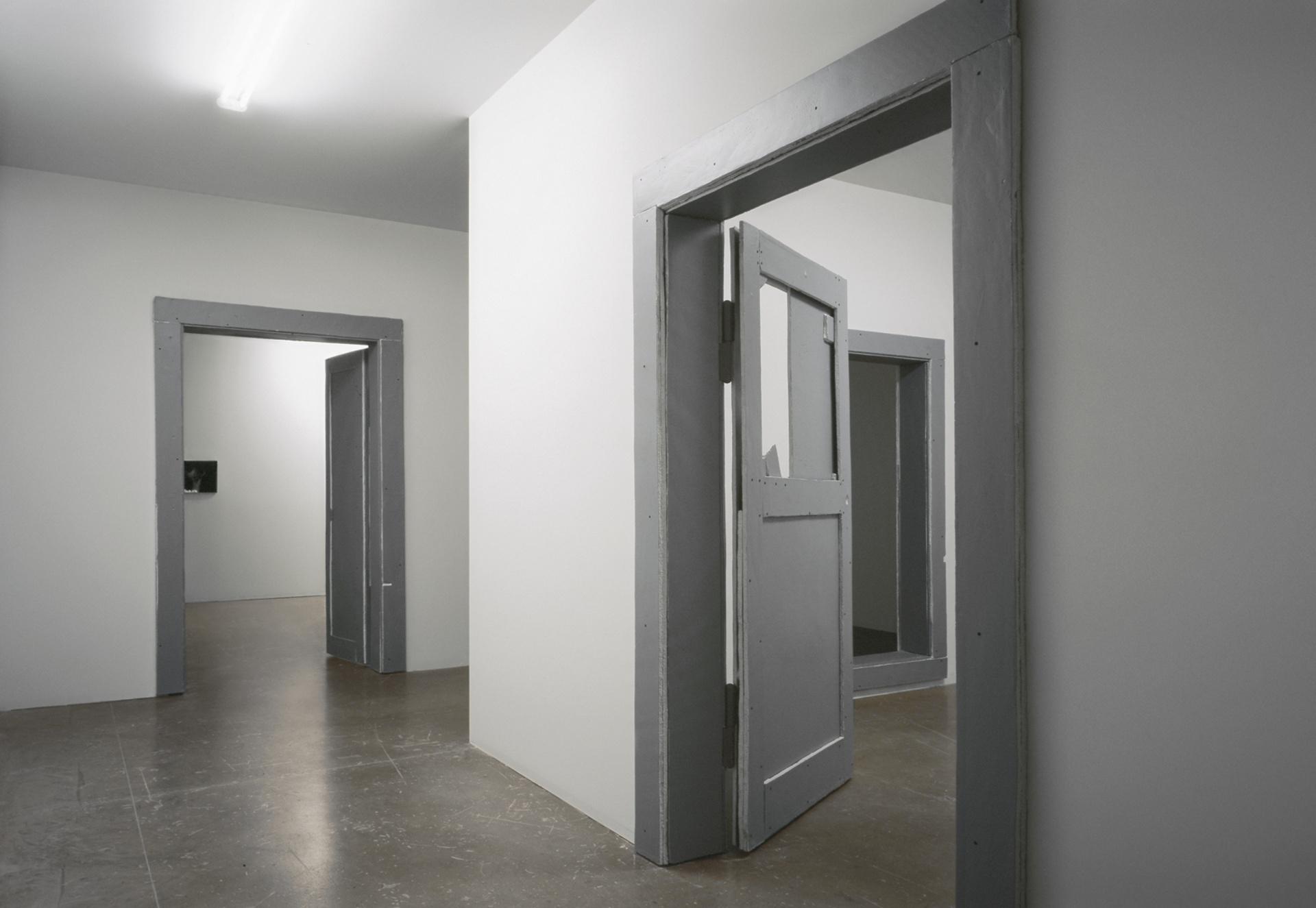 Untitled (Door); Untitled (Door); Untitled (Door)