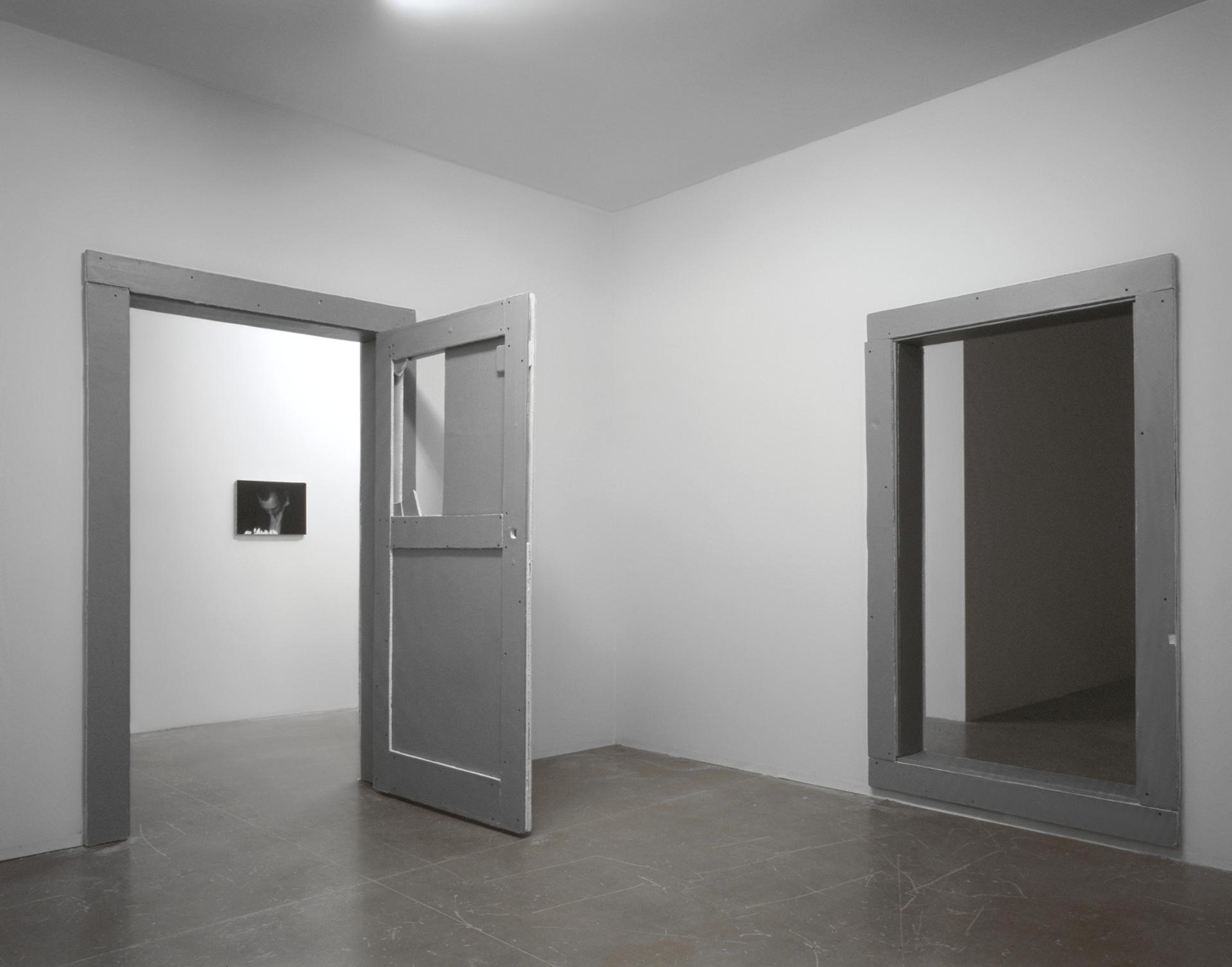 Untitled (Door); Untitled (Door)
