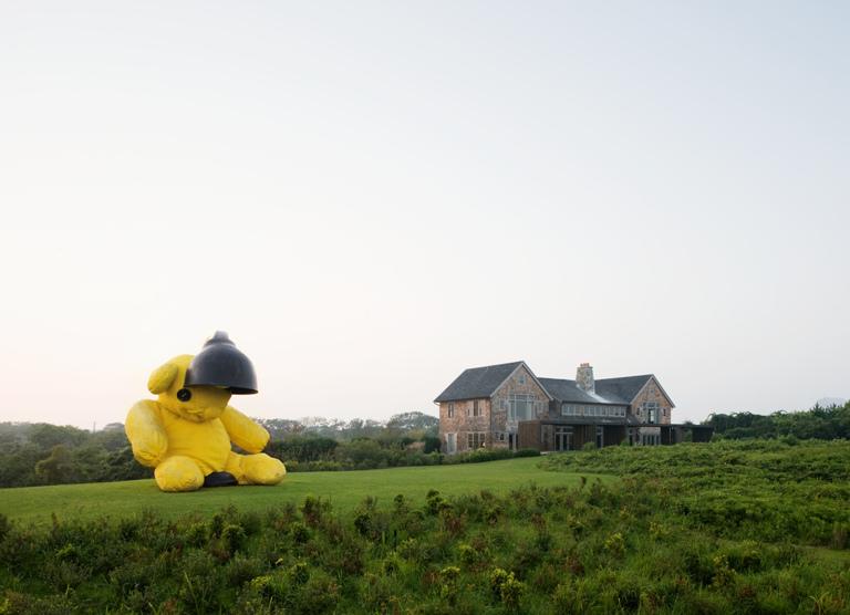 Untitled (Lamp / Bear) 2005-2006