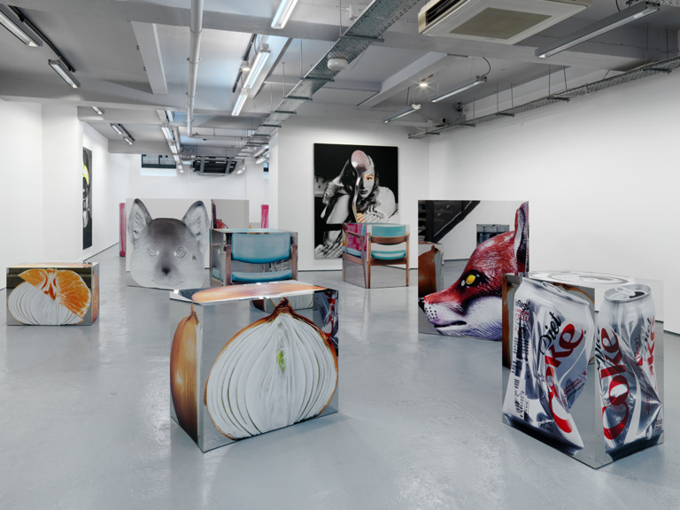 Installation view 2010